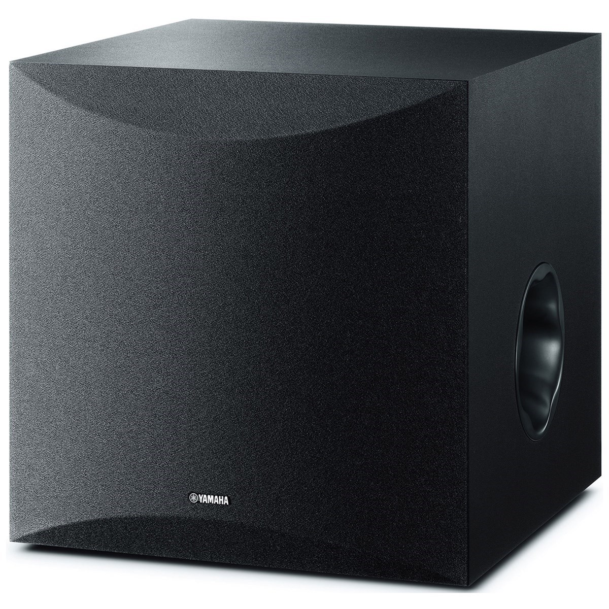 Subwoofer p/ Home Theater 10 Polegadas NS-SW-100 BL - YAMAHA