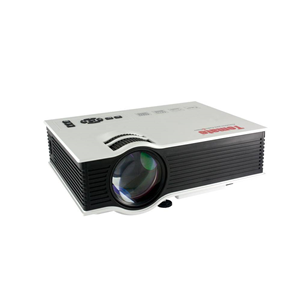 Mini Projetor Multimídia MPR-6006 - 800 Lumens Hdmi Usb 2.0 Av - TOMATE