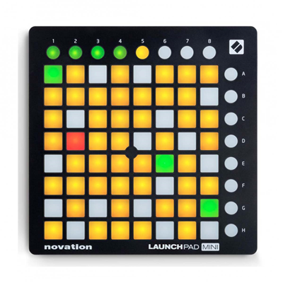Teclado Controlador LAUNCHPAD MINI MK2 - Novation